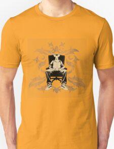 a sitting portrait T-Shirt