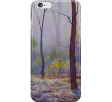 'Moody Bush Blues' iPhone Case/Skin