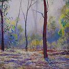 'Moody Bush Blues' by Lynda Robinson