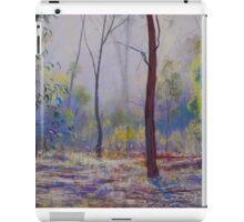 'Moody Bush Blues' iPad Case/Skin