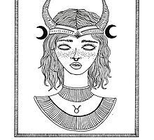 Taurus by izzieanne