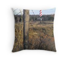Lighthouse Haamstede Throw Pillow
