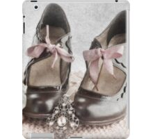 I'm Just a Girl  iPad Case/Skin