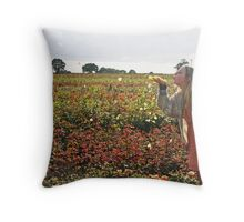 Ecstacy 2 Throw Pillow