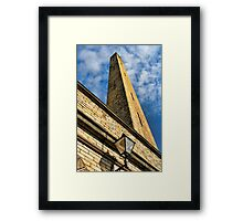 Salts Mill, Saltaire Framed Print