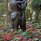 Love Among The Begonias by phil decocco
