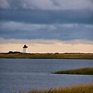 Woods End Lighthouse by Jamie Lee