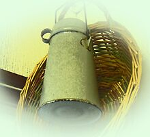 Old Milk Churn by sarnia2