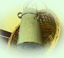 Old Milk Churn by sarnia2