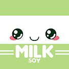 Soy Milk Carton by pai-thagoras