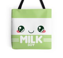 Soy Milk Carton Tote Bag