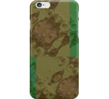 Leather Patches iPhone Case/Skin
