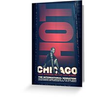 Chicago Anyone ? Greeting Card