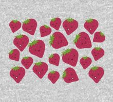 Strawberries Fun Forever! Kids Clothes