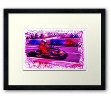Go-Kart Framed Print