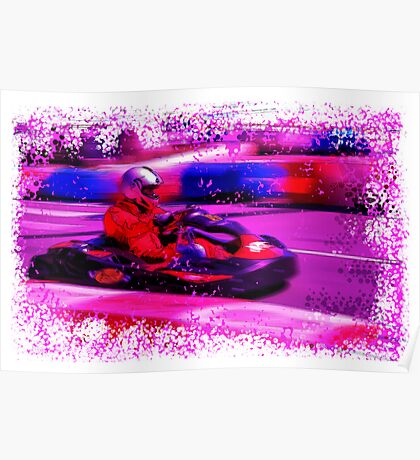 Go-Kart Poster