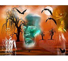 SPOOKY CHALLENGE Photographic Print