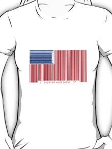 American barcode! T-Shirt