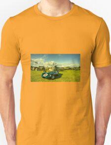 D type Jag  T-Shirt