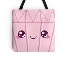 Pink Diamond Tote Bag