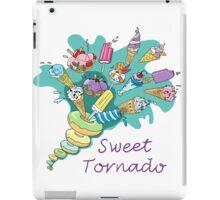 Sweet Tornado iPad Case/Skin
