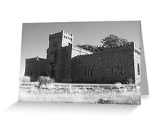 Duwisib Castle  (Namibia Series) Greeting Card