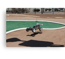 1/8th scale buggy @ SRS Canvas Print