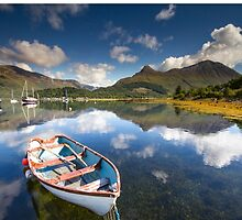 Scotland: Summer on Loch Leven by Angie Latham