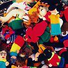Finger puppets by EllaUnread