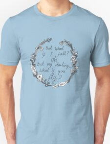 Peter Pan - What If You Fly? T-Shirt