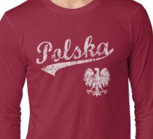 Polska Sport Style  Long Sleeve T-Shirt