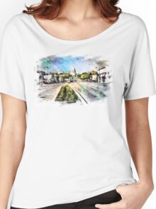 Madison Rush Hour Women's Relaxed Fit T-Shirt