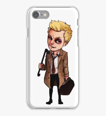 Constantine Crowbar 1 iPhone Case/Skin
