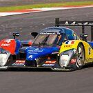 Team Oreca Matmut Peugeot by Willie Jackson