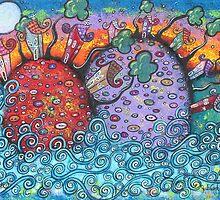 Juli Cady Ryan's Magical Seascapes by Juli Cady Ryan