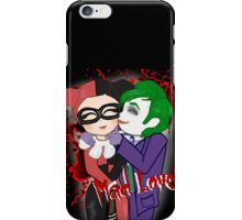 Mad Love iPhone Case/Skin