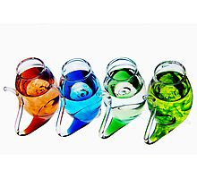 Port Sippers Photographic Print