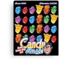 Candy Rush Canvas Print