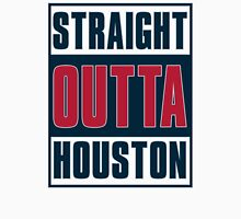 Straight out of Houston - Football Unisex T-Shirt