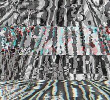 Abstract Glitch Art (2) by hypermuda