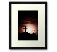OnePhotoPerDay Series: 257 by L. Framed Print