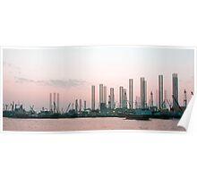 The Corniche, Sharjah Poster