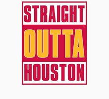 STRAIGHT OUT OF HOUSTON - Basketball Unisex T-Shirt
