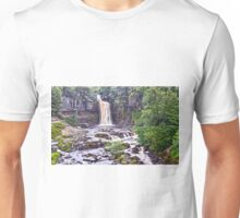 Waterfall Over the edge Unisex T-Shirt