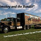 1973 Kenworth W900A &quot;Smokey and the Bandit&quot; by TeeMack