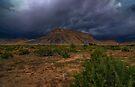 Storm over Mesa, Thompson Springs, Utah by MattGranz