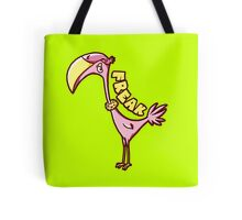 freak bird Tote Bag