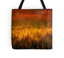 Winds of Harvest Tote Bag