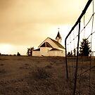 Grosswerder Church by Jamie  Palmer