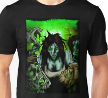 Zombies Want Brains Unisex T-Shirt
